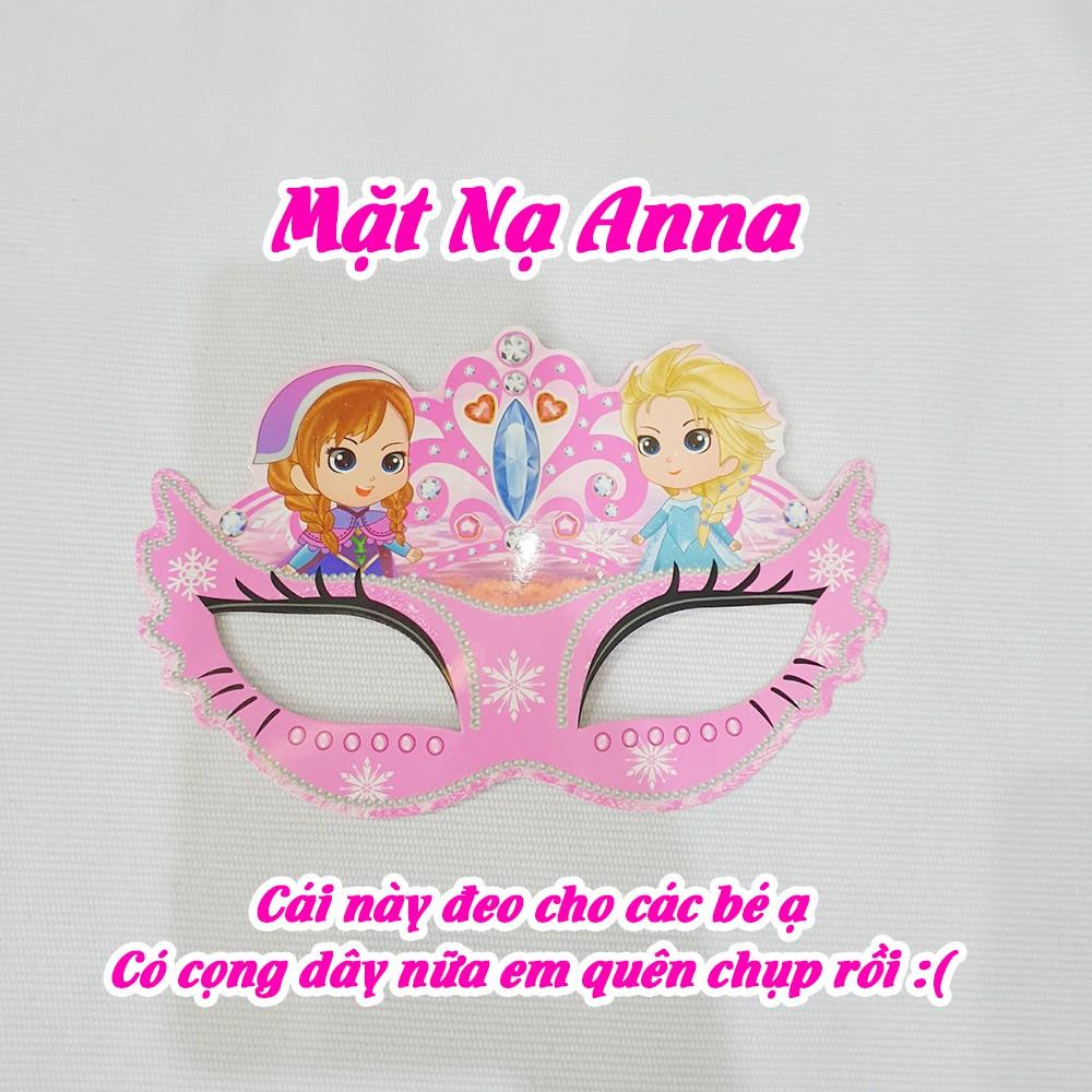Đồ chơi trang điểm Elsa cho bé gái, Bộ Búp bê trang điểm 10 món dành cho trẻ em, Búp Bê Elsa và Anna cho bé