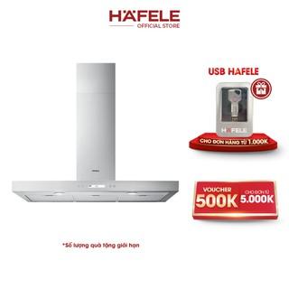 Máy Hút Mùi Gắn Tường HAFELE HH-WI70 HH-WI70C (70cm) - 539.81.158 Xuất Xứ Châu Âu Kèm Than Hoạt Tính