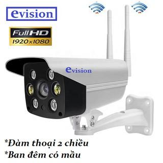 Camera Evision WIFI ngoài trời Full HD 1080P ban đêm có mầu thumbnail