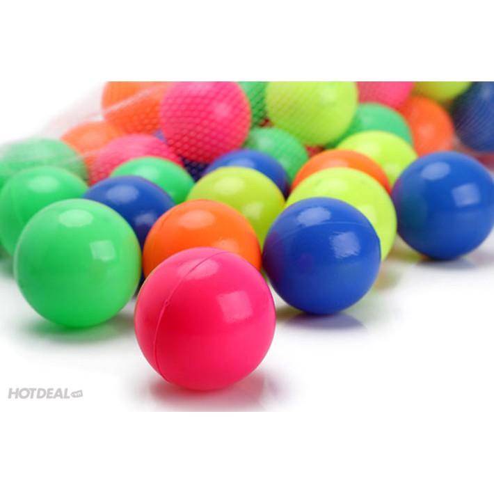 set 100 quả bóng cho bé