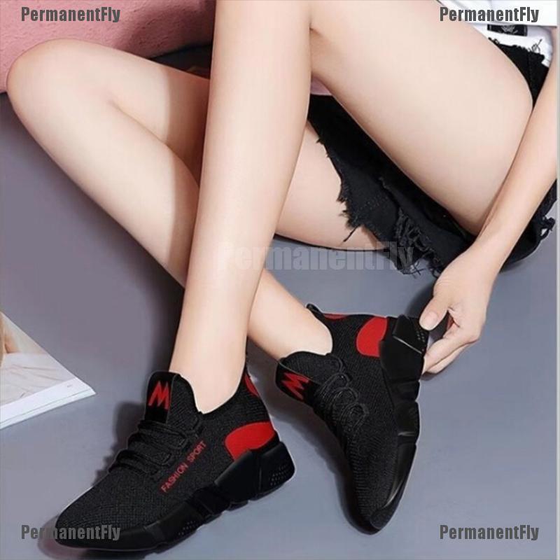 Giày Thể Thao Thoáng Khí Trẻ Trung Cho Nữ