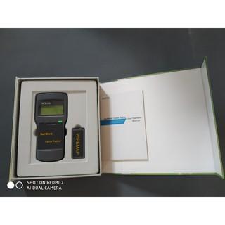 Thiết Bị Kiểm Tra Mạng LAN Không Dây SC-8108 Hiển Thị Màn Hình LCD RJ45, 5E, 6E
