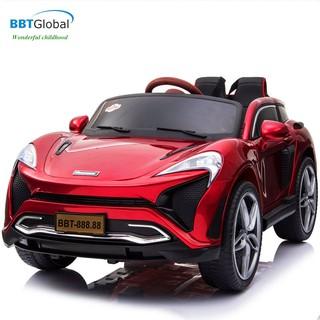 Ô tô điện trẻ em BBT Global dáng Mclaren sơn đỏ BBT-888.88