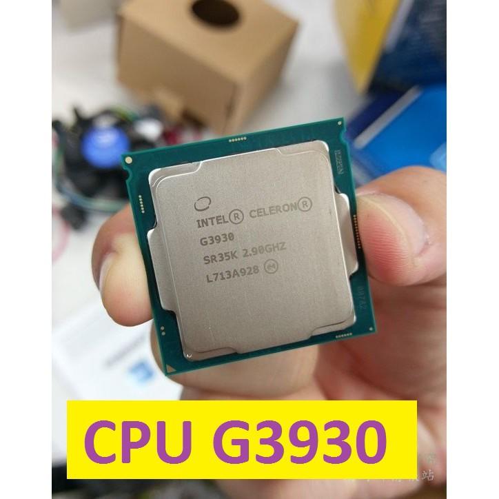Intel g3930 cũ cpu g3930 socket 1151