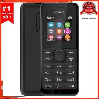 Điện Thoại Nokia 105 1 Sim Zin Chính Hãng BH 12 Tháng Kèm Pin Sạc – Nokia Giá Rẻ