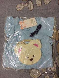 váy túi gấu siêu xinh giá 149k sale còn 135k