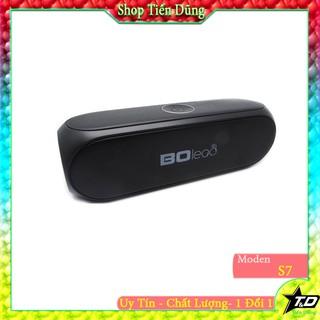 [Mã 159ELSALE hoàn 7% đơn 300K] LOA BLUETOOTH BOLEAD S7 tích hợp USB Thẻ nhớ hàng chất lượng thumbnail