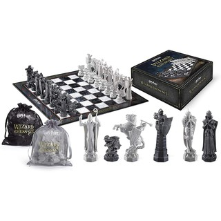 BỘ BOARD GAME CỜ VUA HARRY POTTER CHESS SET