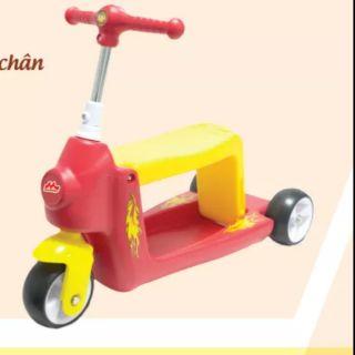 Xe scooter 2in1 morinaga