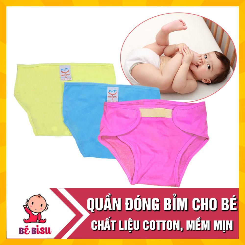 Quần Đóng Bỉm Cho Bé Sơ Sinh (0- 6 Tháng) Loại Dán