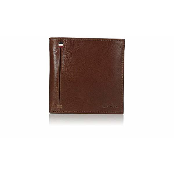 Ví nam Tommy Hilfiger Men's Leather Wallet - Bifold Trifold Hybrid Flip Pocket Extra Capacity Casual Slim - 31TL120001
