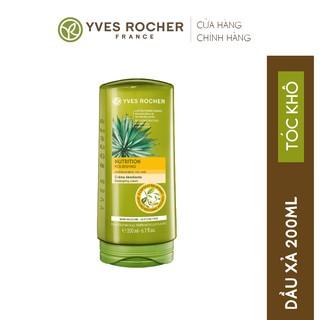 Dâ u Xa Phu c Hô i To c Khô Yves Rocher Nourishing Detangling Cream Conditioner 200ml