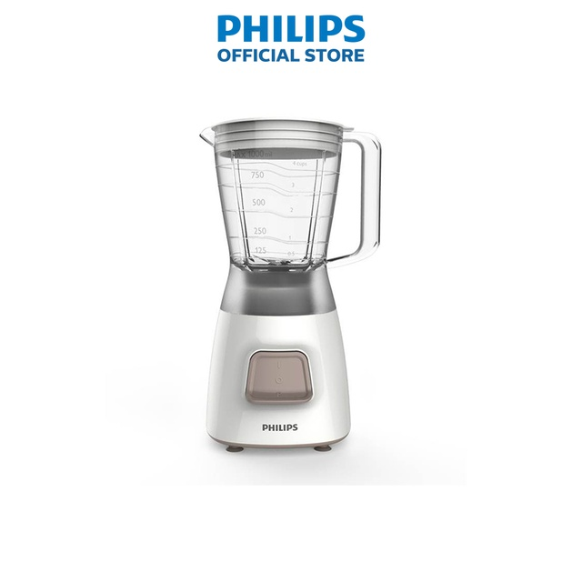 Máy Xay Sinh Tố Philips HR2051/00 1L 450W - Hàng chính hãng