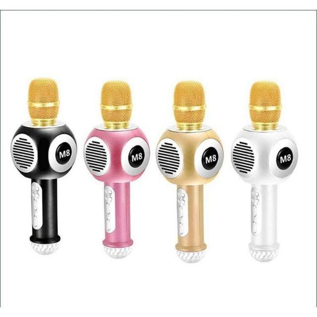mic hát karaoke cao cấp M8