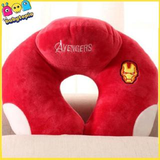 Cartoon Plush U-Shaped Pillow Lumbar Pillow Office Cushion Sleep Pillow