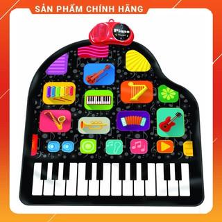 Thảm chơi phát nhạc Đàn Grand Piano nhiều chế độ âm thanh nhạc cụ