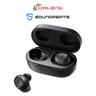 Tai nghe Bluetooth True Wireless Soundpeats TrueFree2 - Hàng chính hãng