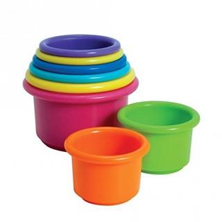 Cốc đồ chơi Xếp chồng Phát triển Màu sắc và Tư duy cho bé (Nhập khẩu từ Mỹ)