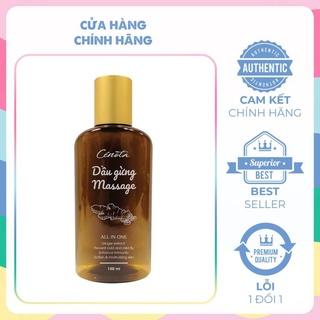 Dầu gừng massage Cenota, dầu dừng massage giảm đau chống cảm thumbnail