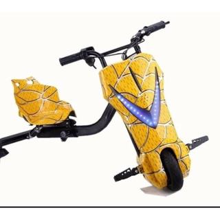Xe điện Drif 3 bánh – xoay 360 độ đồ chơi cho trẻ em và người lớn, có giảm sóc bảo hành 6 tháng