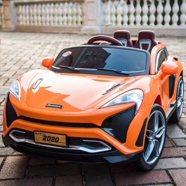 Xe điện cho bé Kupai-2020. Ibox shop để chọn màu nhé 😘