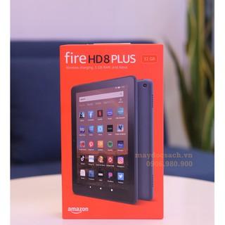 ⚡️TẶNG DÁN CƯỜNG LỰC⚡️ Máy tính bảng Kindle Fire HD 8 Plus – thế hệ 10, hỗ trợ sạc không dây, RAM 3GB – maydocsach.vn
