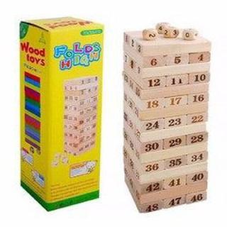 Bộ đồ chơi rút gỗ Zyiyi