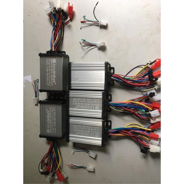 Combo 5 IC điều tốc 350W ( Dùng cho các dòng xe điện chạy tải 36v-48v )