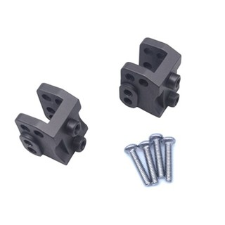 Ready Stock 2pcs Aluminum Front Rear Lower Link for RC 1/10 Rock Axial Titanium