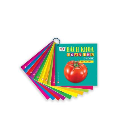 Sách Bách khoa toàn thư cho bé- Bộ xâu 10 cuốn