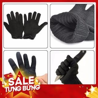 Găng tay chống cắt sợi siêu bền [HOT]