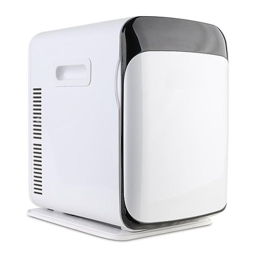 Tủ Lạnh Mini 2 Chiều nóng lạnh 10 lít dùng trên ô tô và gia đình(Tổng Kho MB)