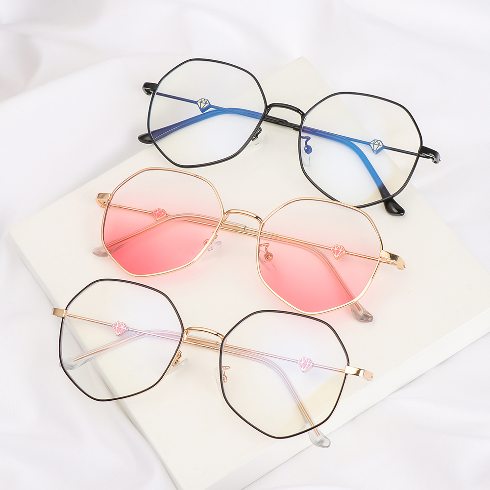 🌱EUPUS🍀 Unisex Glasses Radiation Protection Flat Mirror Eyewear Computer Goggles Vision Care Anti-UV Blue Rays Ultralight Fashion Eyeglasses