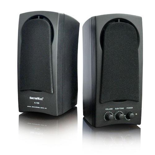 Loa vi tính Soundmax A150 - 2.0 [ Chính hãng ]