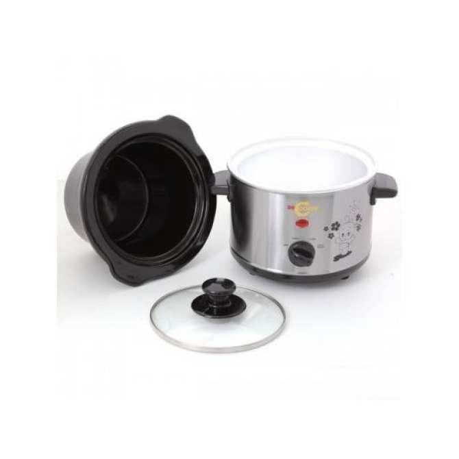 (Tro Gia)Hang chính hang. Nồi nấu cháo đa năng BB Cooker 1,5l