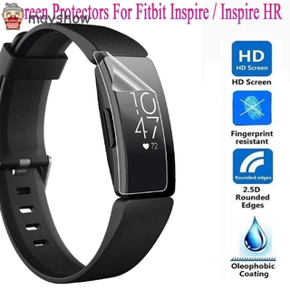 Miếng Dán Hydrogel Siêu Mỏng Chống Sốc Bảo Vệ Màn Hình Cho Fitbit Inspire / Inspire Hr 2.5d