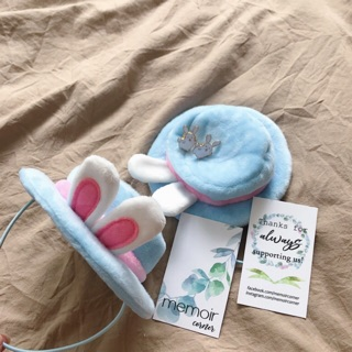 Mũ thỏ cho Doll 15cm ❤️