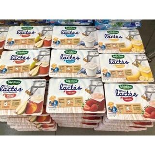 [6 2021]Sữa chua BLEDINA Pháp siêu ngon - Hàng AIR thumbnail