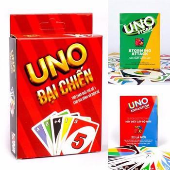 Combo Uno + 2 bản mở rộng phiên bản Full