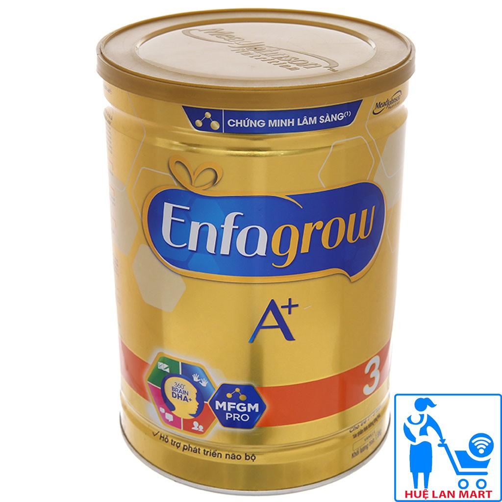 [CHÍNH HÃNG] Sữa Bột Mead Johnson Enfagrow A+ Số 3 Brain DHA+ và MFGM Pro Hộp 1,75kg