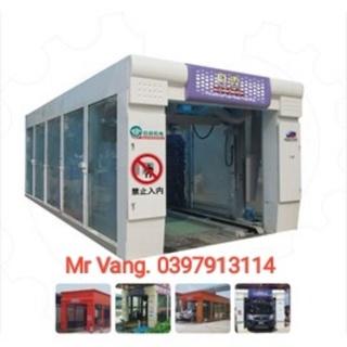 Hệ thống rửa xe tự động CT-919