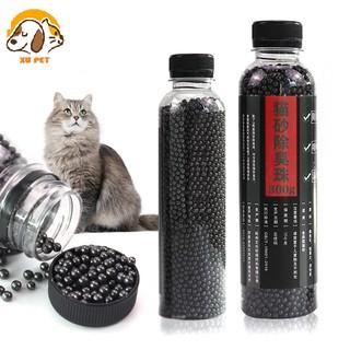 Hạt Khử Mùi Vệ Sinh Cát Cho Mèo - Giảm Mùi Hôi Cát Vệ Sinh Chai 300Gr thumbnail