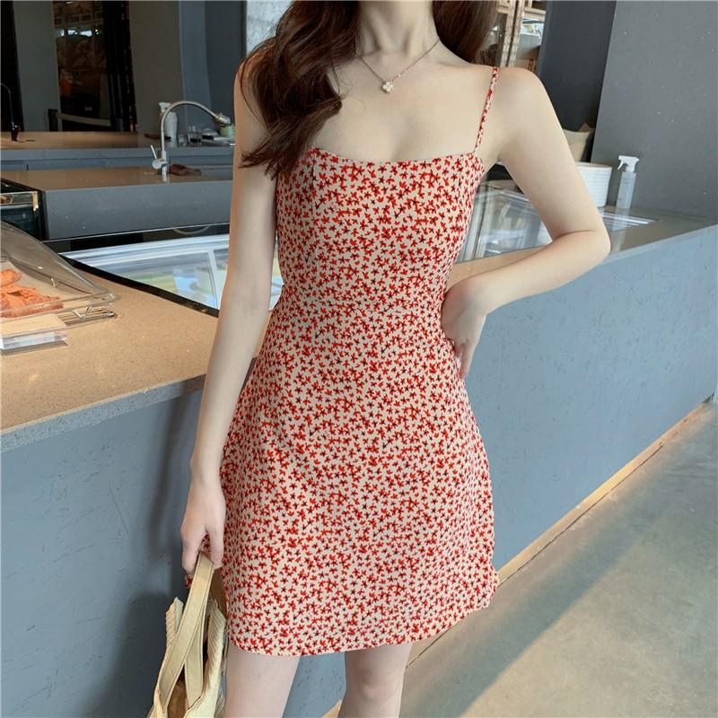ORDER] Váy hoa nhí hai dây   Shopee Việt Nam