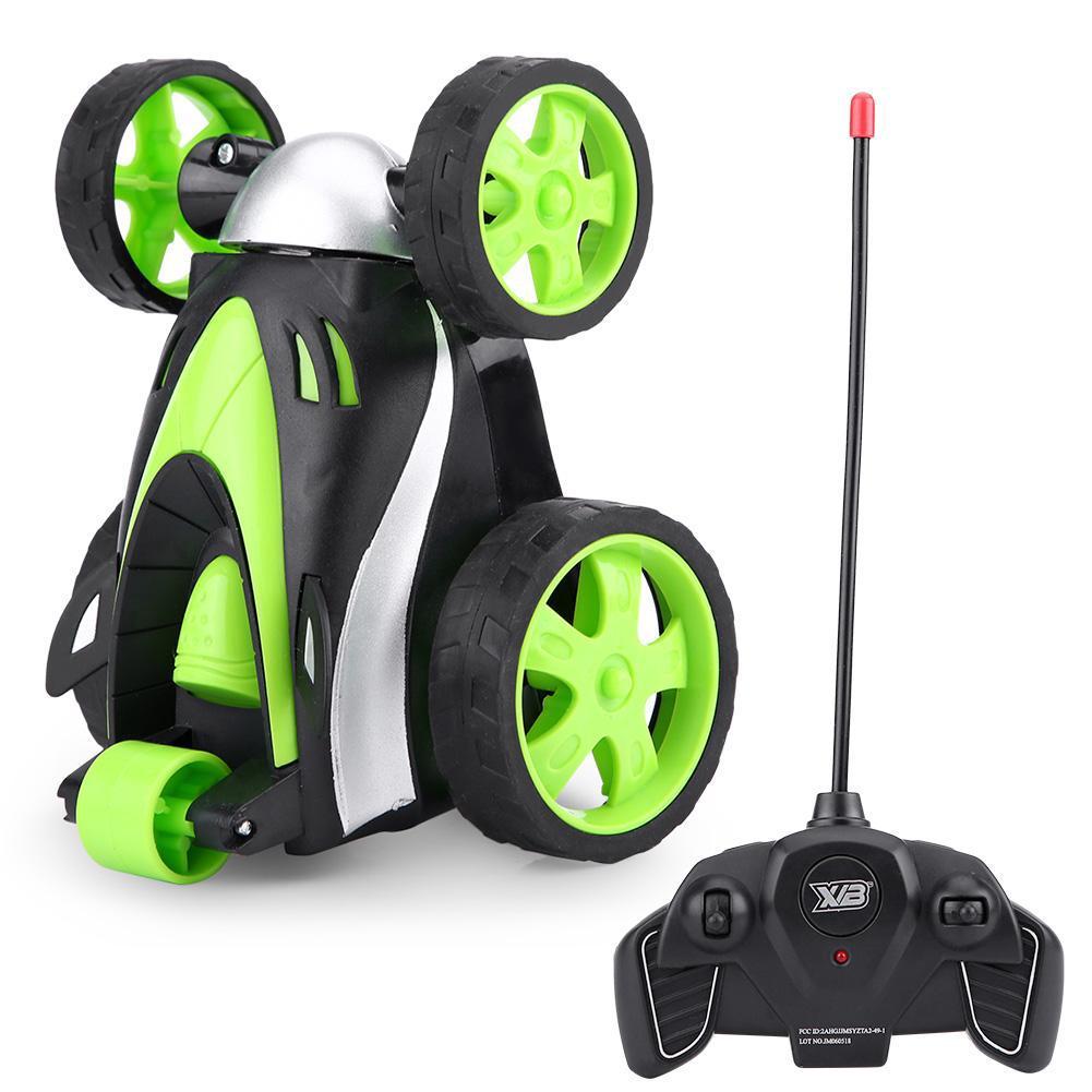 Remote Control Tumbling Stunt Car 360° Rolling Toy RC Car