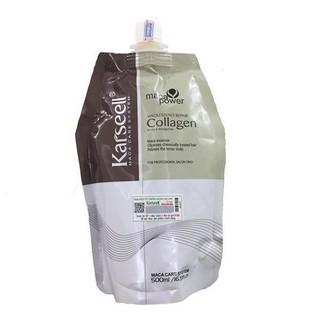 Ủ tóc collagen Karseell 500ml siêu mượt phục hồi tóc hư tổn CAM KẾT 100% - CHÍNH HÃNG ( có tem cod chống giả) thumbnail