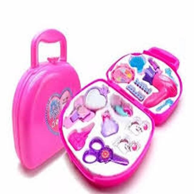 [Nhập TOY2107 Giảm 15%] - Đồ chơi trang điểm dạng vali trang điểm cho bé