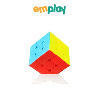 Đồ chơi Rubic loại 3x3, 4x4, 5x5 Emplay, chất liệu nhựa chắc bền, màu sắc tươi sáng, an toàn cho bé thumbnail