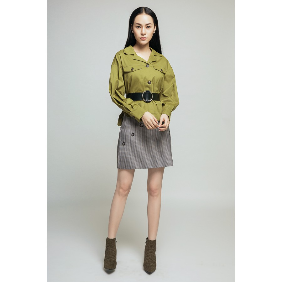 IVY moda Áo khoác nữ MS 77B5966 thumbnail