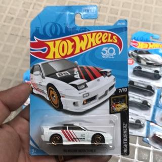 Hotwheels '96 Nissan 180SX Type X