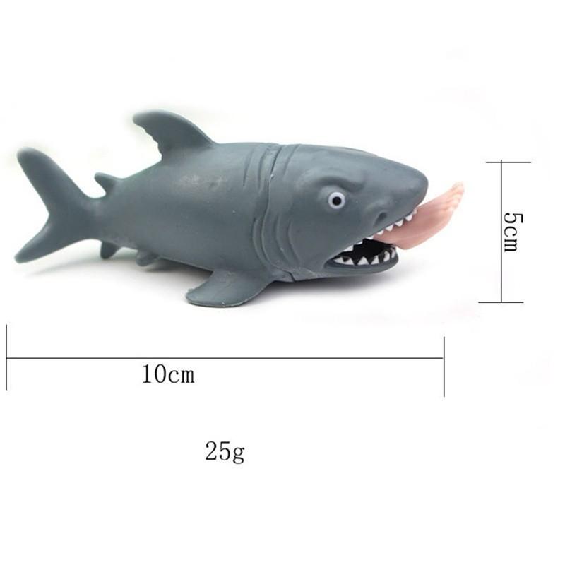 Đồ chơi bóp giúp giảm căng thẳng hình cá mập Loamini565